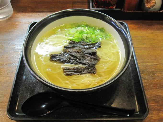 潮の恵み(コナモンの日限定) / 麺乃家