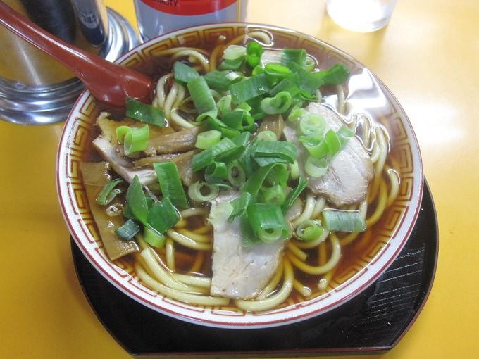 中華そば(中) / 中華そば 麺屋7.5hz 生野店(本店)