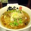 麺屋あごすけ / 塩ラーメン / 2012年夏−5