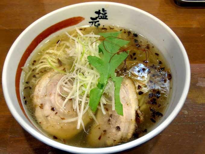 塩元帥 鶴見店 / 天然塩ラーメン