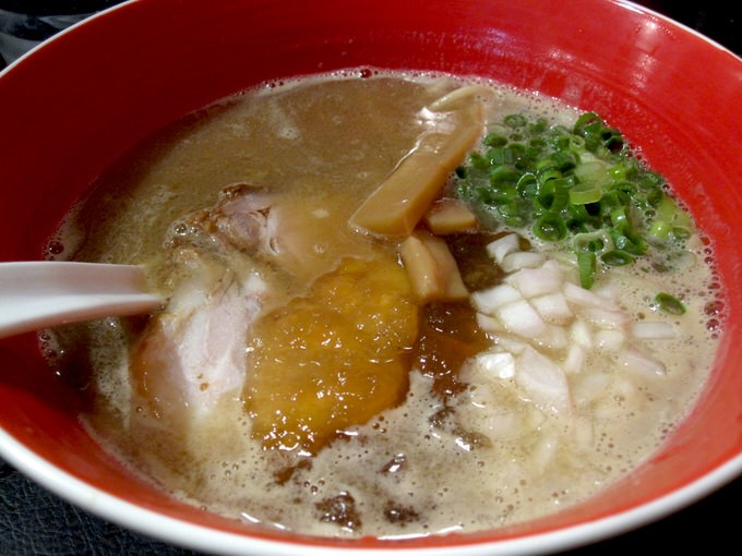 麺eiji 平岸ベース / 魚介豚骨 醤油 / 2012年夏−17