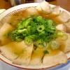二両半 鶴橋本店 / 半ちゃん焼きめし+チャーシュー麺(並)