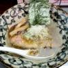 『洛二神 / 和風中華そば』 濃厚でしっかりとしたうまさの魚介スープの美味しいラーメン