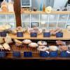 楓(その3)/ ぶどうクリームチーズ、ラムレーズン、クリームチーズとおぐらあんパン、クリームチーズといちじく・レーズン・くるみのライ麦パン