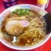 『カドヤ食堂 今福鶴見店 / 魚介中華そば』魚介の和風だしがなんとも言えない懐かしい味でたまりません!!