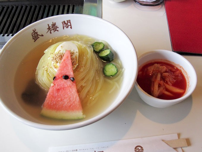 『盛楼閣 / 盛岡冷麺』