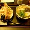 『瀬戸内製麺710 / 天ぷらうどん』やわらかくのびるもちもちのうどんにボリュームたっぷりのサクサク天ぷら