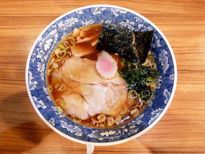 麺屋 楼蘭「醤油 こってり」 〜大阪駅前第2ビルのメニュー豊富な美味しいラーメン店〜