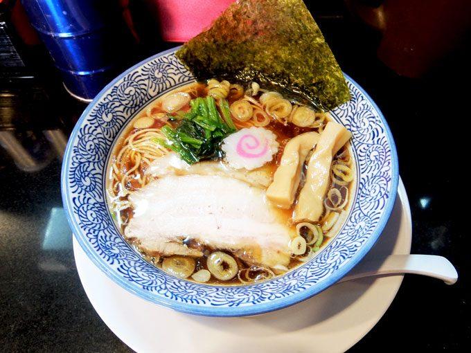 ぶたコング「原点」 〜大阪 梅田 しょうが味のパンチがあるラーメン〜
