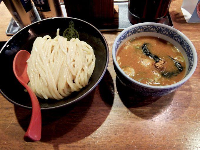 三田製麺所 梅田「つけ麺」 〜大阪 梅田 つけ汁の味が濃厚!!〜