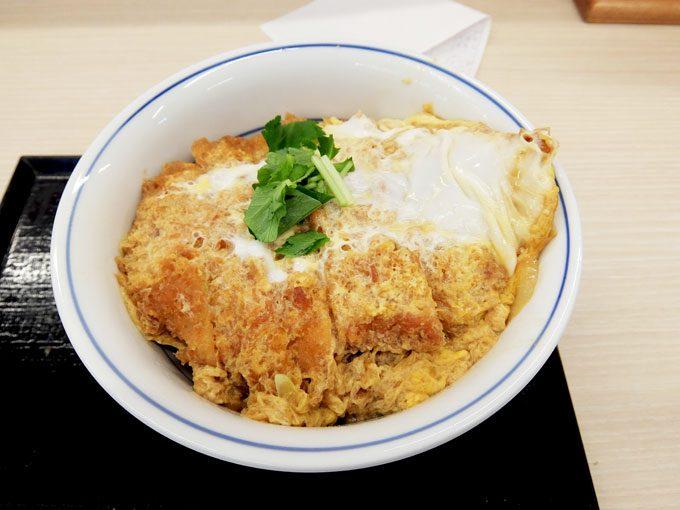 かつや「カツ丼 (竹)」