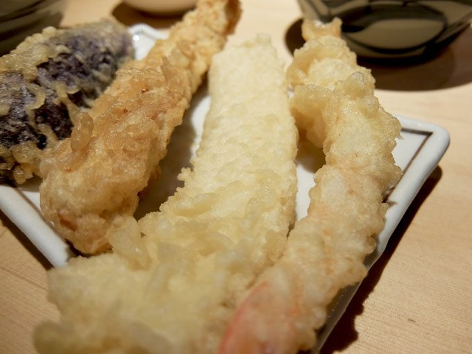 揚げたて天ぷら定食 まきの 難波千日前店「天ぷら定食」〜このお値段でこのボリュームと美味しさ!! 素晴らしい!!〜