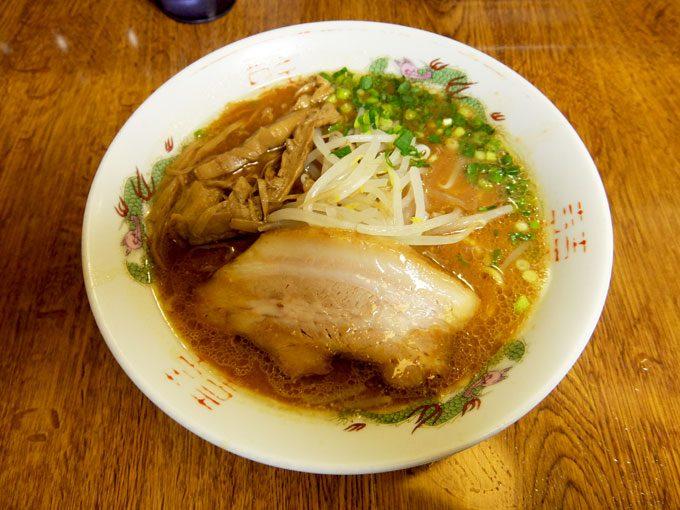 らーめん工房 RISE「THE 手前味噌」 〜大阪 八尾 寒い季節に食べる味噌ラーメンは最高!!〜