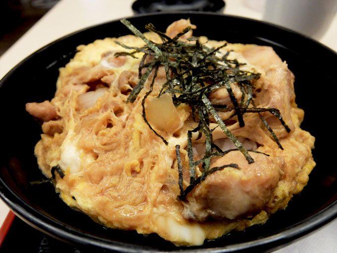 松屋「親子丼」〜2017年02月28日から西日本の一部店舗で販売開始です〜