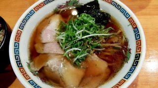 ラーメン 坊也哲「醤油、ネギ豚丼」〜大阪 東大阪 安定した美味しさで、何度食べてもうまい!!〜