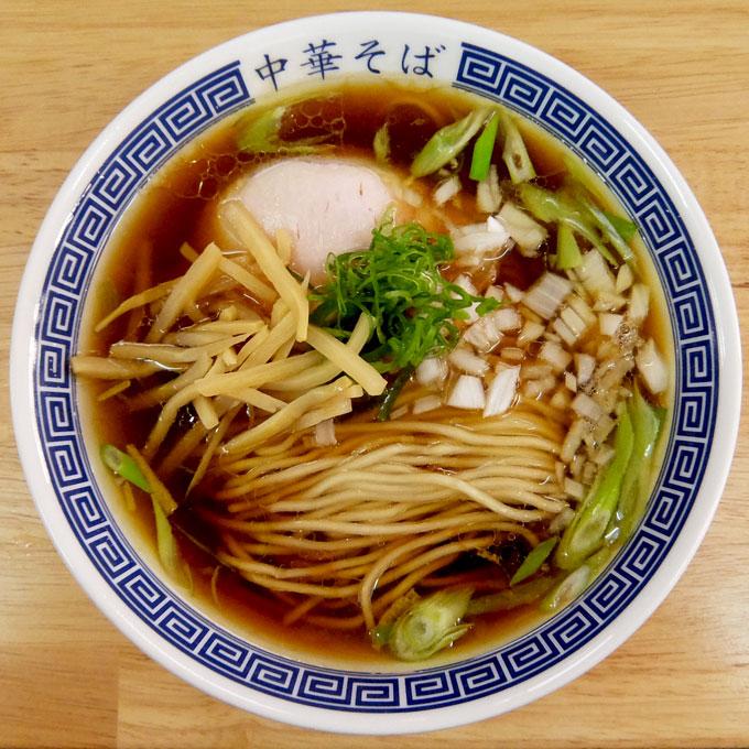 中華そば ぬんぽこ「鶏そば」〜大阪 天六 鶏油うまっ!!スープうまっ!!麺うまっ!!〜