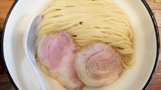 麺や輝 中津店「つけ麺」〜麺はしっかり〆られ歯応え良し、つけ汁は味・香りともに良し、チャーシューもうまい!!〜