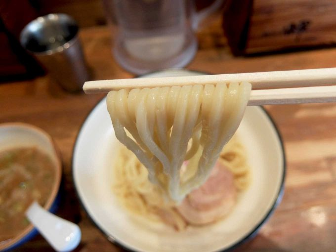 麺や 輝 中津店 つけ麺