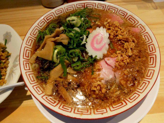 サバ6製麺所 中華そば
