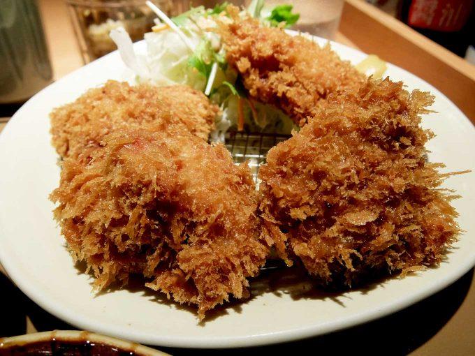 やよい軒「とりカツ定食」〜鶏の唐揚げではありません、サックサクのトリカツです〜