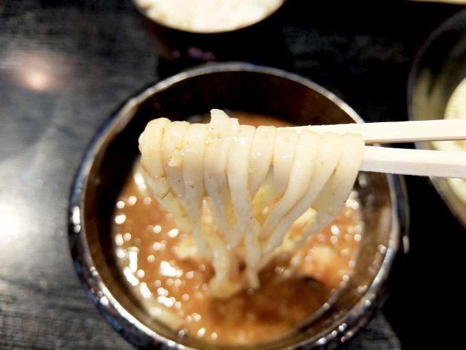 つけ麺専門 麺処 虎ノ王 梅田店 つけ麺 麺