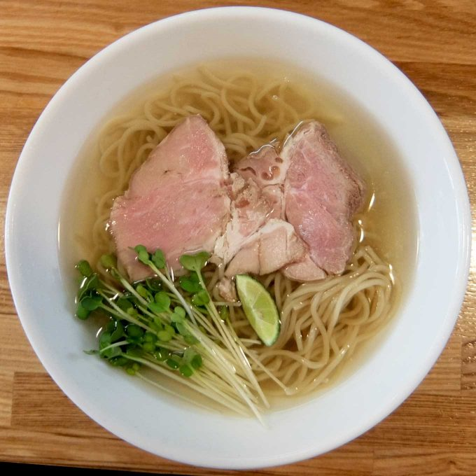 麺や 一想「冷やし」〜今年の冷やしもやっぱり美味しかった!!〜
