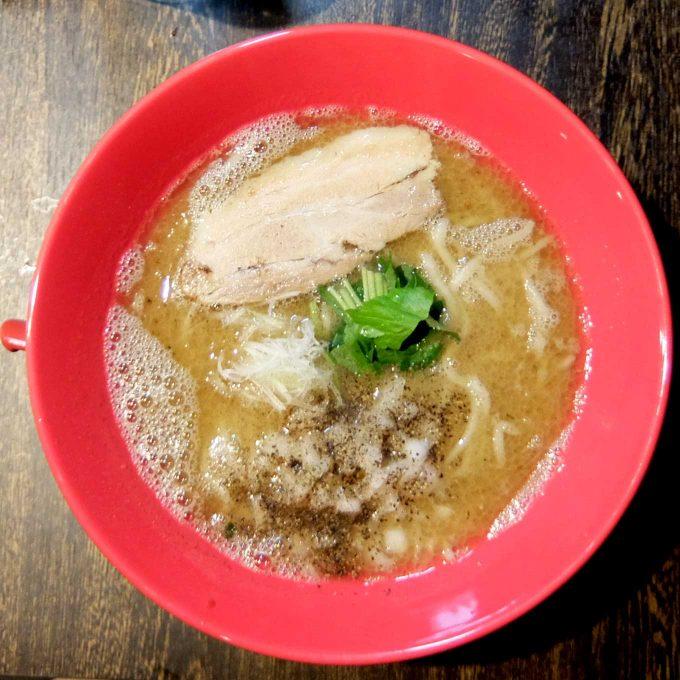 プレッタムーア「醤油鶏 paitan」