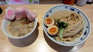 サバ6製麺所 福島本店「サバ濃厚鶏つけ麺」〜サバ醤油そばも中華そば美味しくて、その上サバ濃厚つけ麺までうまい!! 何を食べてもうまい!!〜
