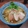 大阪 鴻池新田「麺や 而今」芳醇醤油鶏そば