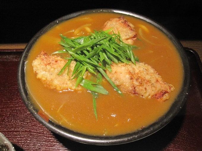 鶏天カレー / 純愛うどん なでしこ