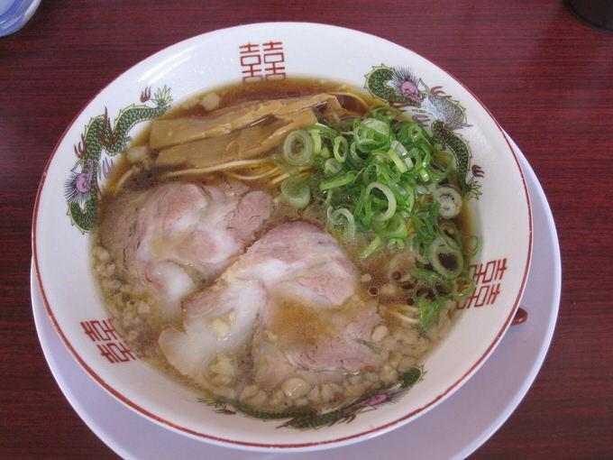 【閉店】昼飯セットA / ふじい 布施店