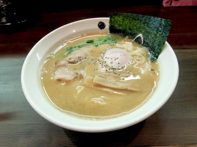ららら(その2)/ 満足水餃子定食