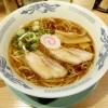 『布施 細見商店(その3)/ 中華そば』すっきり味とほのかな甘みの美味しいスープ
