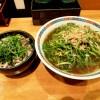 ラーメン 坊也哲「ネギそば、ネギ豚丼」〜大阪 東大阪 う〜ん、やっぱり美味しい!!〜