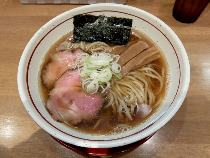 麺処 えぐち「限定 中華そば」 〜大阪 中津の麺処 えぐちの限定 中華そば、美味しかった〜