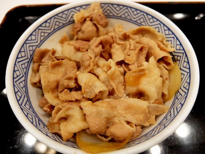 吉野家「豚丼」 〜祝 復活!!豚丼!!〜