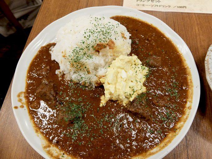 スタンドgu-te「スパイス欧風カレー」〜和印食堂 gu-teがパナンテにスタンドgu-teをOPEN!!〜