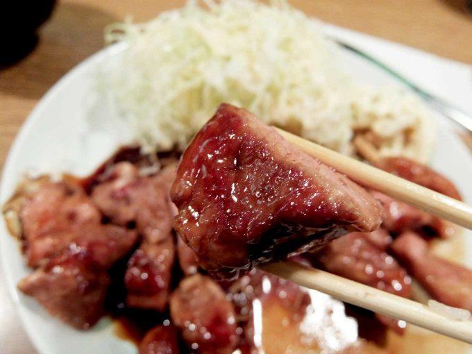 大阪トンテキ 大阪駅前第2ビル店 トンテキ定食(200g)
