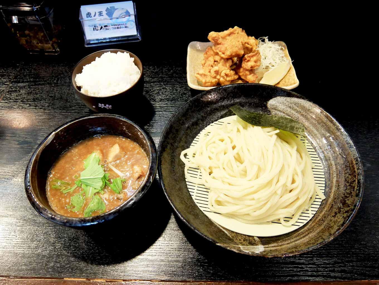 つけ麺専門 麺処 虎ノ王 梅田店 つけ麺