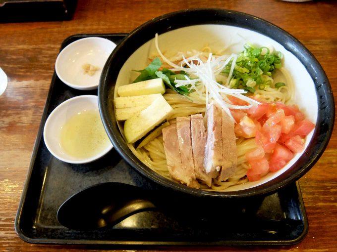麺乃家「限定 大人の和え麺」