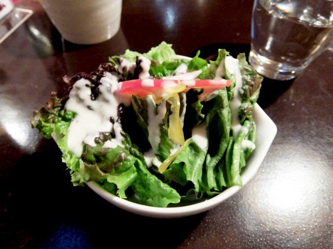 スパイスbancho サラダ