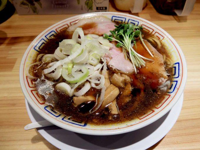サバ6製麺所 大阪駅前第2ビル店 サバ醤油そば