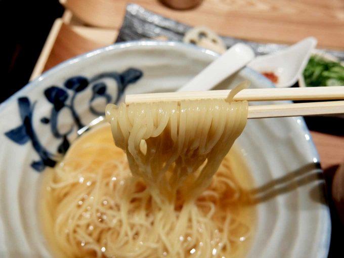 大阪 梅田 ルクア大阪 バルチカ「銀座 篝 ルクア大阪店」osakaだしSOBA 麺