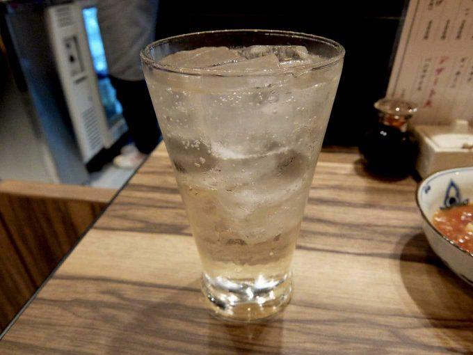 大阪 梅田 ルクア バルチカ「立呑み・天ぷら 喜久や」地酒蔵ウイスキー ハイボール