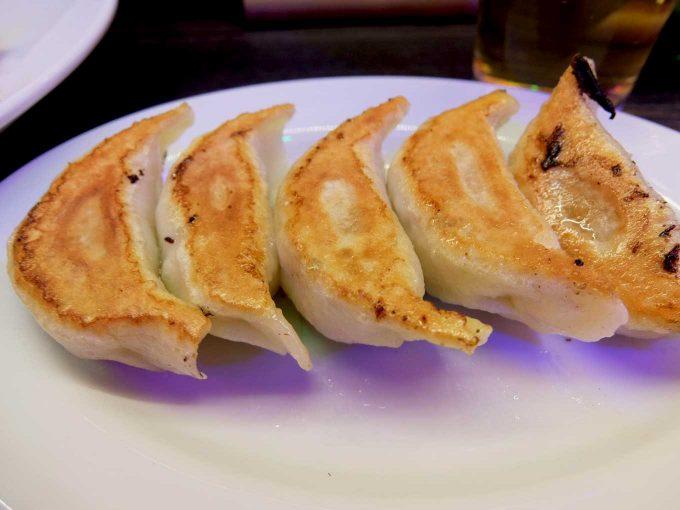 大阪 梅田 ルクア バルチカ「幸福飯店 ルクア店」焼餃子