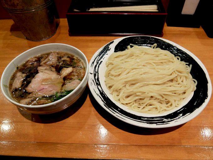 ラーメン 坊也哲「醤油馬鹿つけ麺」in 大阪 東大阪市
