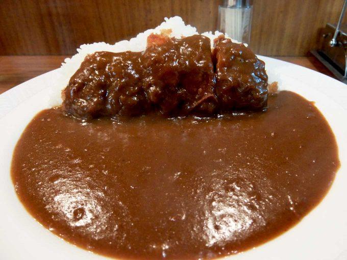 マサラ「チキンカツカレー」in 大阪 梅田 新梅田食道街