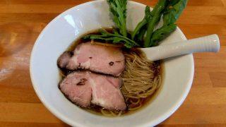 極汁美麺 umami「醤油ら〜めん、とりめし」in 大阪 東大阪市