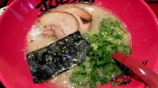 ラー麺 すんどう屋 梅田店「元味らーめん」in 大阪 梅田
