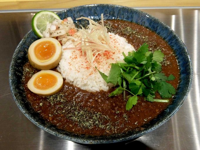 Spice.7 キーマカレー 3 in 大阪 梅田 大阪駅前第2ビル